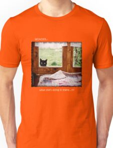 Wonder what...? (Light) Unisex T-Shirt