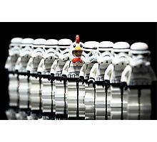 Stormtrooper lego Photographic Print