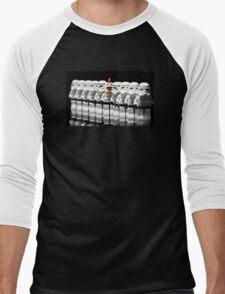 Stormtrooper lego Men's Baseball ¾ T-Shirt