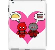 I Love Tacos & Mixed Tapes iPad Case/Skin