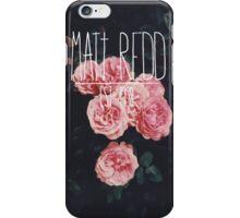 Matt Redd 1998 iPhone Cases iPhone Case/Skin