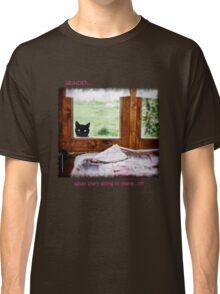 Wonder what...? (Dark) Classic T-Shirt