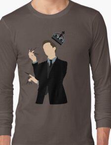 It's Good to be King - Nikola Tesla Long Sleeve T-Shirt