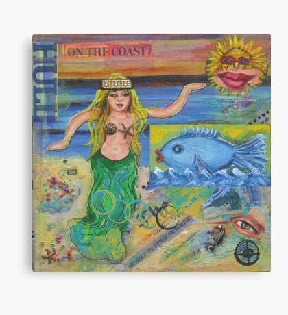 Pet Fish Canvas Print