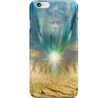 Time Lens iPhone Case/Skin