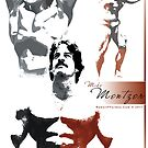 Mike Mentzer by celebrityart