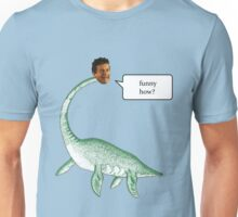 Loch Ness Mobster Unisex T-Shirt
