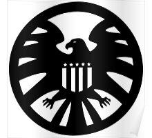 S.H.I.E.L.D. seal Poster
