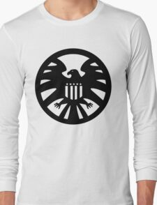 S.H.I.E.L.D. seal Long Sleeve T-Shirt
