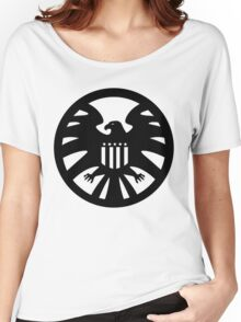 S.H.I.E.L.D. seal Women's Relaxed Fit T-Shirt
