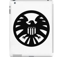 S.H.I.E.L.D. seal iPad Case/Skin