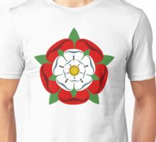 The Tudor Rose Unisex T-Shirt