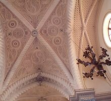 """Ceiling in Sicily"" by Gabriella Nilsson"