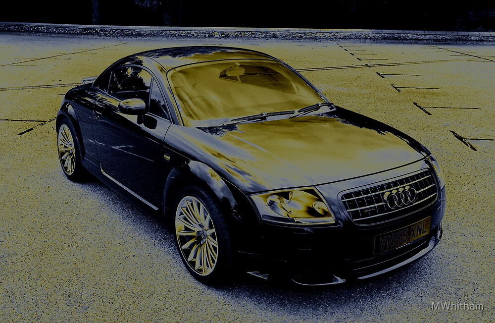 Audi TT Quattro Sport Coupe 2005 by MWhitham