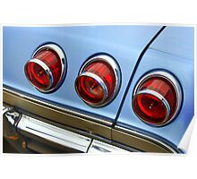 """""""Tail Lights"""" Poster"""