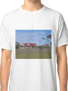 Farm house, Kangaroo Island, South Australia Classic T-Shirt