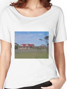 Farm house, Kangaroo Island, South Australia Women's Relaxed Fit T-Shirt