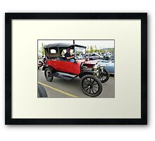 Don't You Just Love It When..... Framed Print