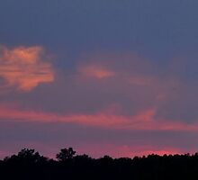 A May Sunset by Sheryl Gerhard