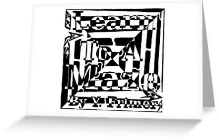 Book Cover Alternate Maze by Yonatan Frimer by Yonatan Frimer