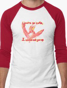 Eachu Men's Baseball ¾ T-Shirt
