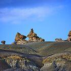 Twilight Sculptures -  Badlands by TWindDancer