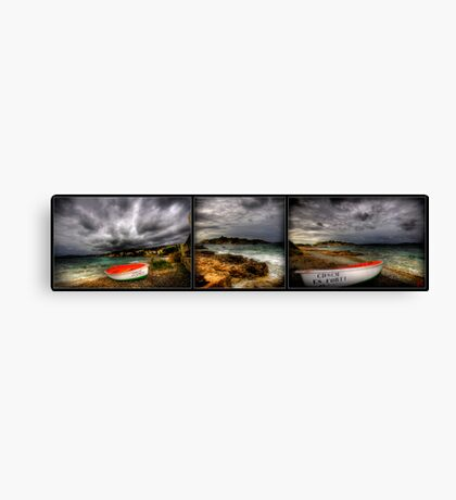 Little Boat Series Canvas Print