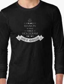 B+W Cipher Chic Long Sleeve T-Shirt