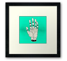 THE HAND OF DESTINY / LA MANO DEL DESTINO Framed Print