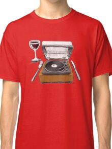 Dinner Music Classic T-Shirt