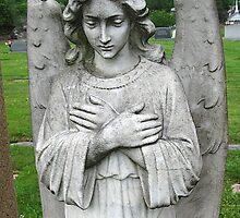 Angel, Not Weeping, Raleigh County, West Virginia by boondocksaint