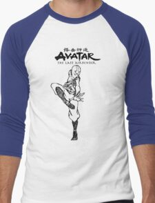 Avatar The Last Airbender Men's Baseball ¾ T-Shirt