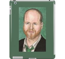 The Body - Joss Whedon - BtVS S5E16 iPad Case/Skin