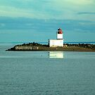 Parrsboro Lighthouse by George Cousins