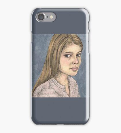 Forever - Dawn - BtVS S5E17 iPhone Case/Skin