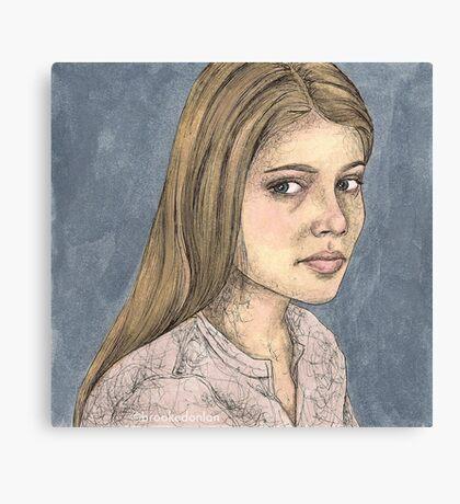Forever - Dawn - BtVS S5E17 Canvas Print