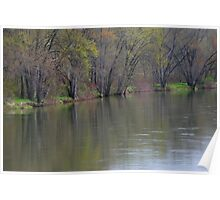 Allegheny River Poster
