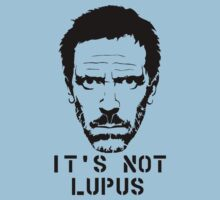 It's Not Lupus by caymanlogic