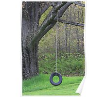 The Swing Poster
