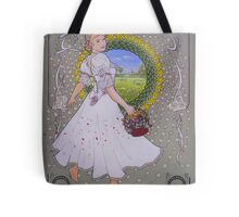 Spring's Invitation Tote Bag