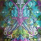 Alien Reflection by Ward McNeill