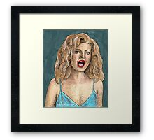 Intervention - Glory - BtVS S5E18 Framed Print