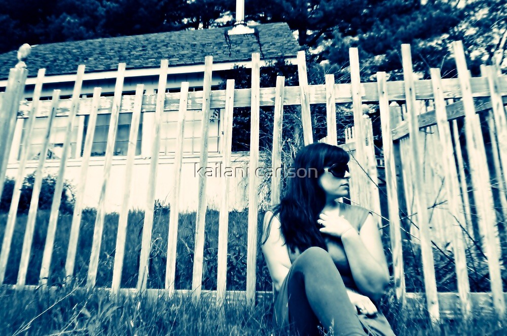 It's All About Perspective, Self Portrait by MJD Photography  Portraits and Abandoned Ruins