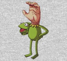 Kermit hand disguise by Volc4no