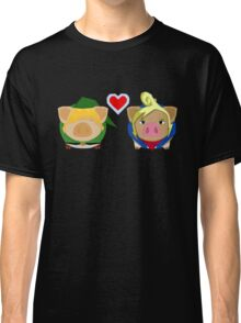 Sausage Link and Trotters Classic T-Shirt