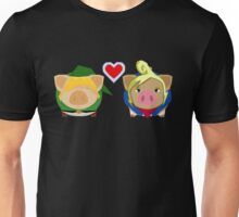 Sausage Link and Trotters Unisex T-Shirt