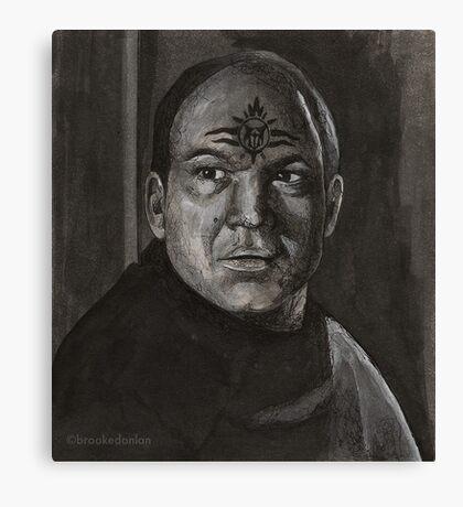 Spiral - General Gregor - BtVS S5E20 Canvas Print