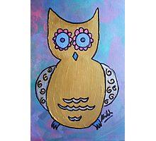 'Owl' Photographic Print