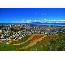 San Francisco Landscape Photographic Print