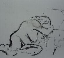 Grief by Redviolin